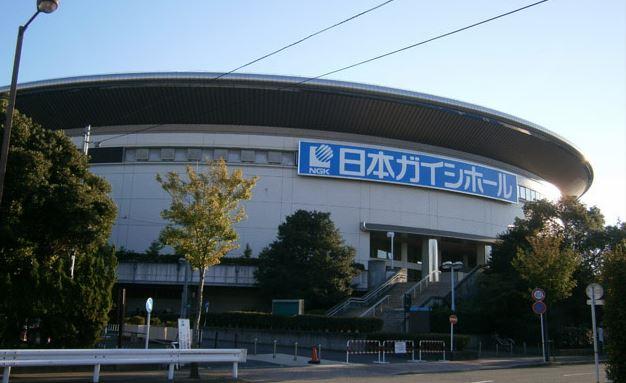 日本ガイシホール外観