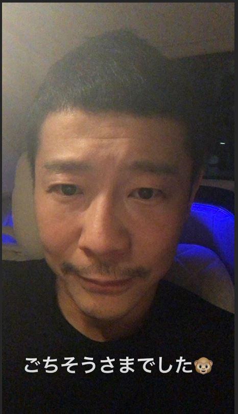 ZOZO前澤社長ごちそうさま