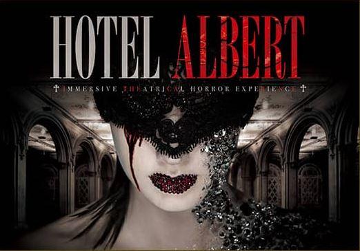 ホテルアルバートイメージ画像