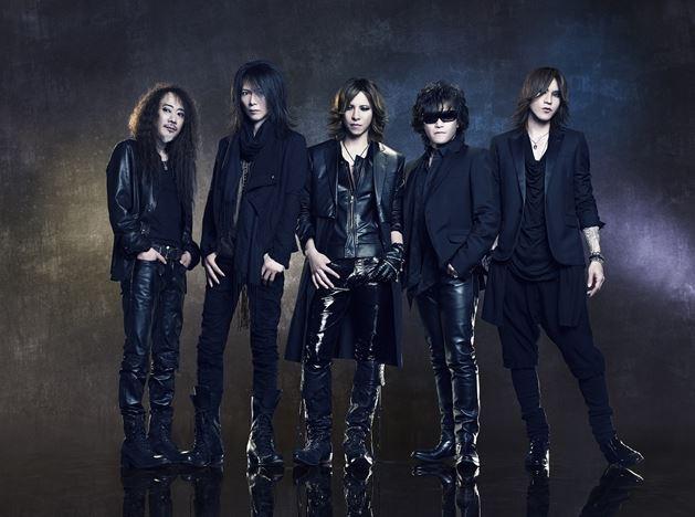 X JAPANのライブイメージ